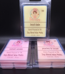 Scented Wax Melts - Sherapy Exclusive Scents