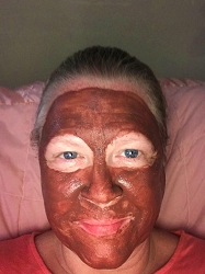Chocolate Orange Face Mask