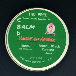 Scented Balm with Hemp Extract