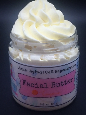 Tangerine Night Facial Butter