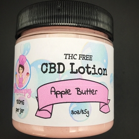 Hand & Body Lotion with Hemp Extract